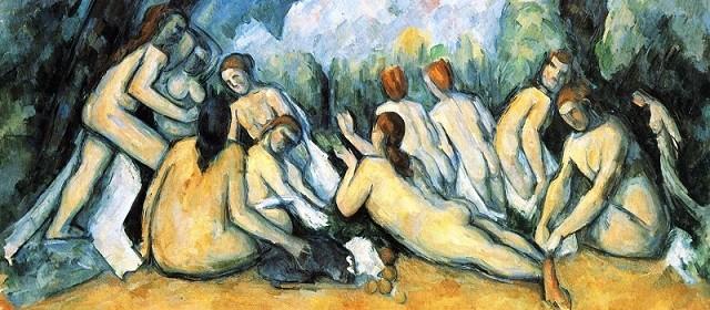Paul_Cezanne-Koupajici_se_zeny-slider